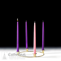 Advent Tapers for the Home