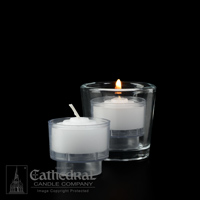 Votive Lights, ezLites, Tealights, Taper Candles